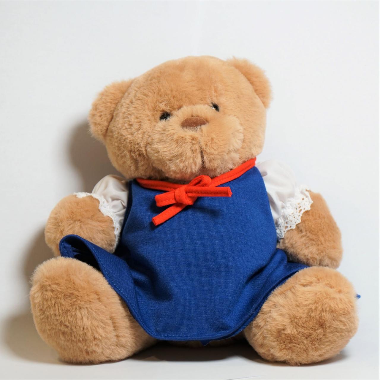 HKCC Uniform Bear (Girl)